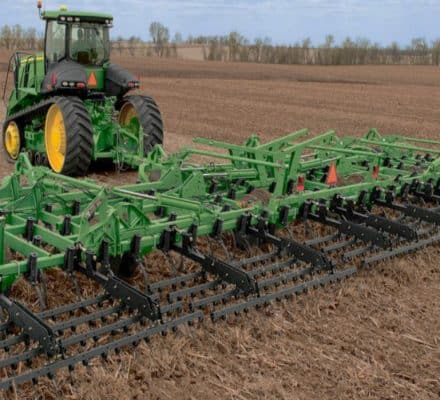 tillage to improve soil