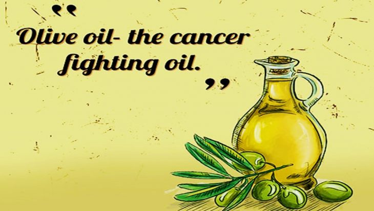 Olive Oil Effective Against Cancer