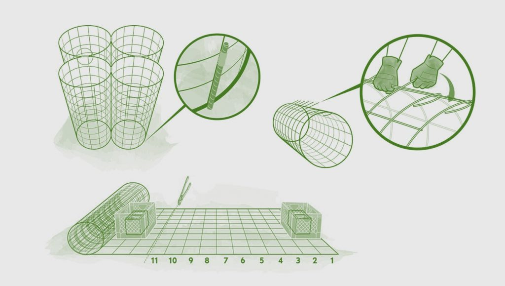How to Make Tomato Cages