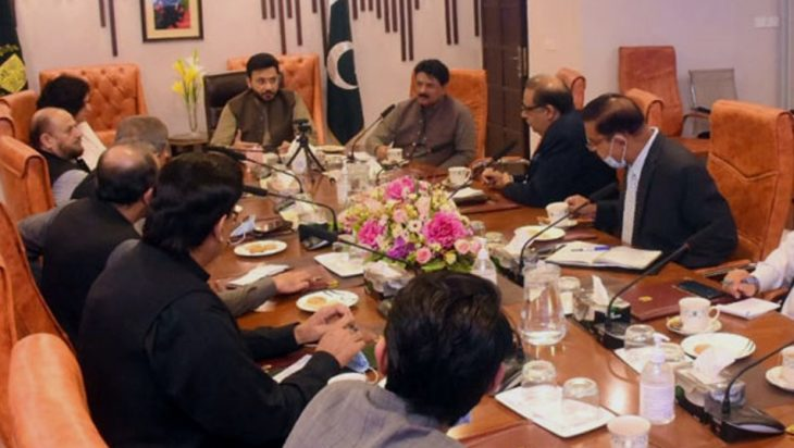 Agriculture Sector Set For Revamp By Government Says Farrukh Habib