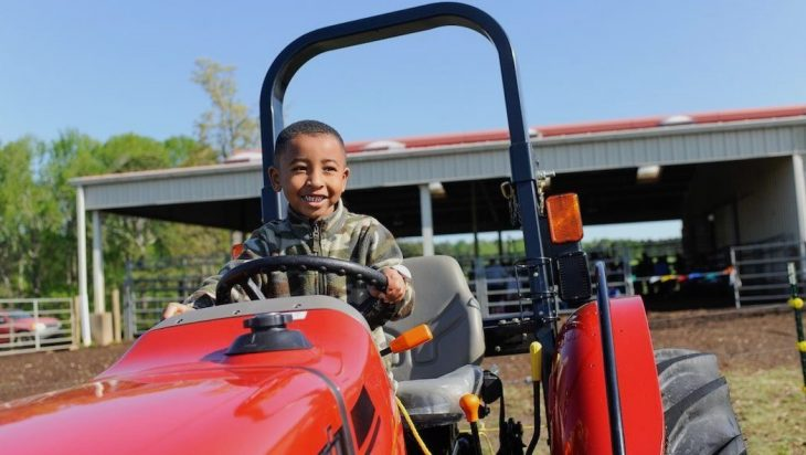 Agriculture Showcase Features Big Toys And Careers In Farming
