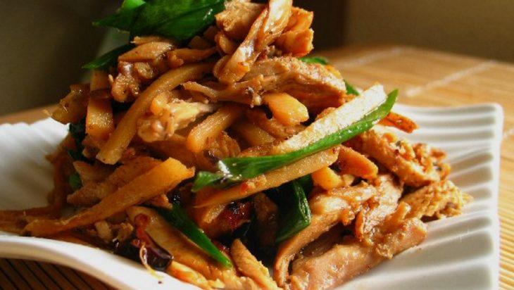Bamboo Shoots Seasonal Ingredient