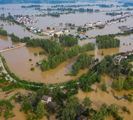 China Floods Have Swept Away Livelihoods For Farmers