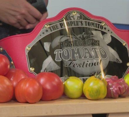 Homegrown Tomato Festival