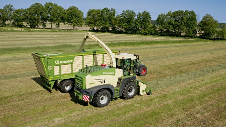 Global Agricultural And Forestry Machinery Market