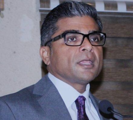 Mahmood Nawaz Shah Senior VP Sindh Abadgar Board