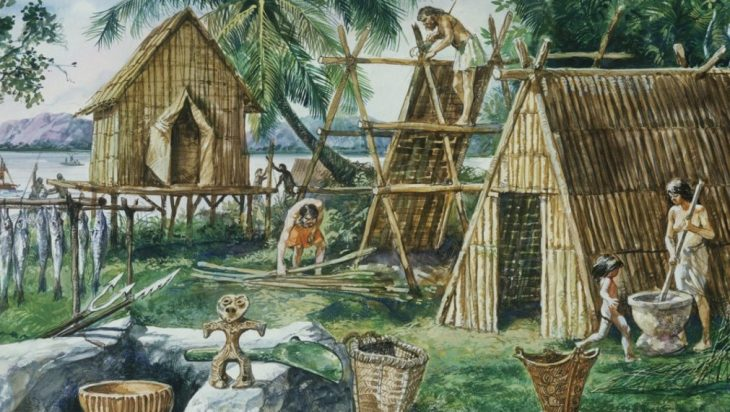 Neolithic Agricultural Revolution and Private Property