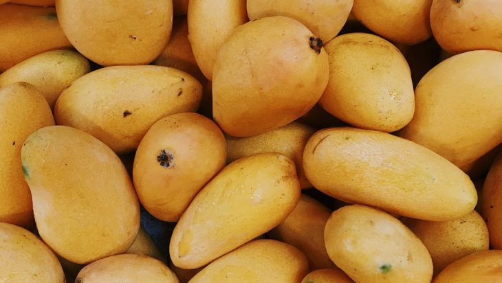 Preserve Mangoes