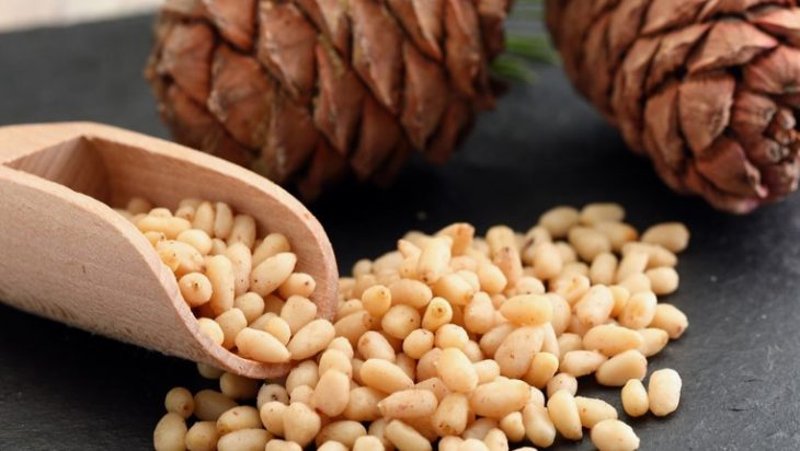 Pine Nuts and Chinese